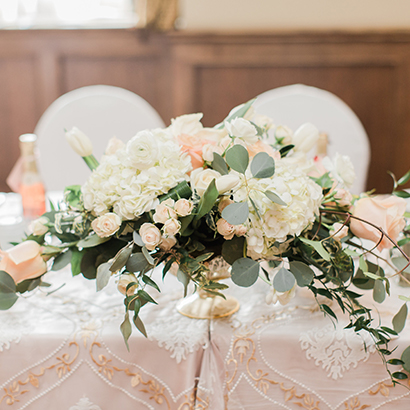 Reception Flowers Niagara Wedding Florist
