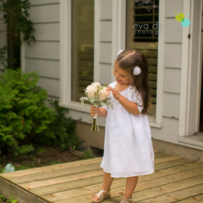 Flower Girls Niagara Wedding Florist